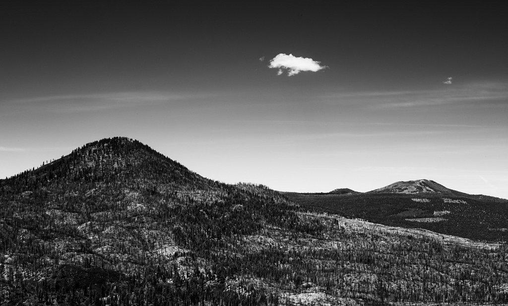 Cloud – Hat Creek Rim, California