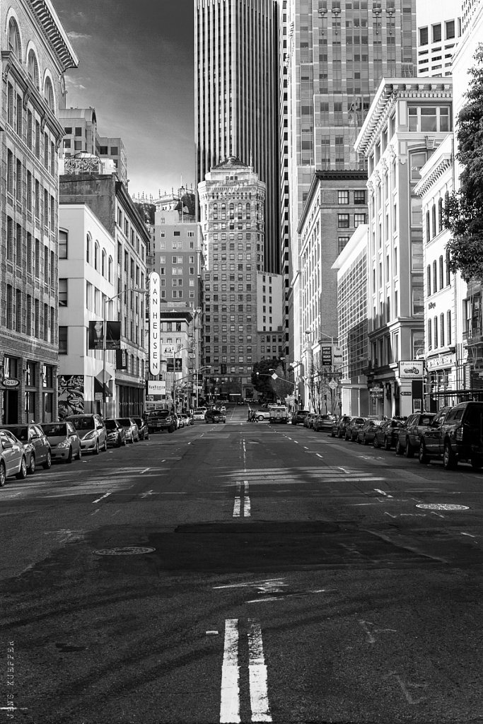 2th Street, San Francisco – USA, 2012